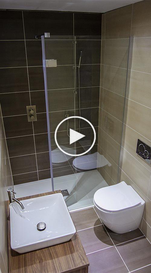 21 mooie en eenvoudige badkamer design voor kleine