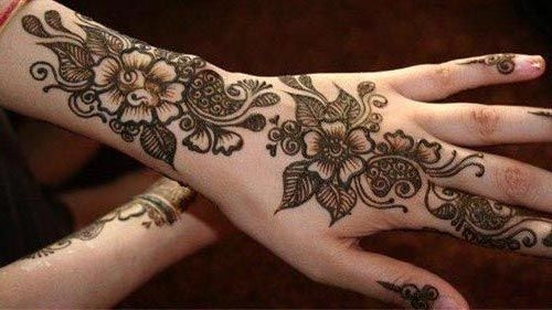 Arabic Mehndi Designs For Hand : Eid henna designs mehndi