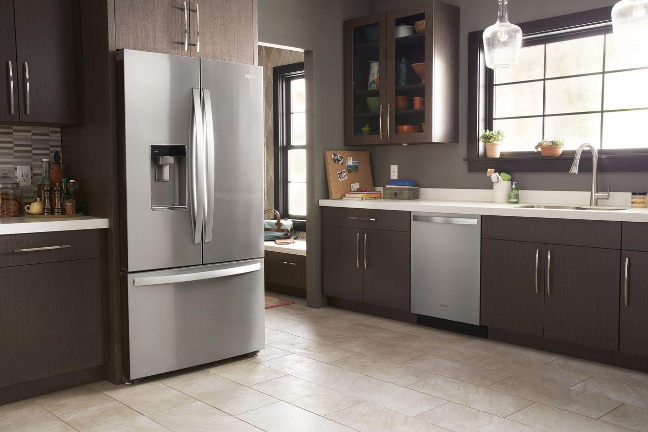 Kenmore Dishwasher Reviews >> Whirlpool Vs Kenmore Dishwasher French Doors French Door