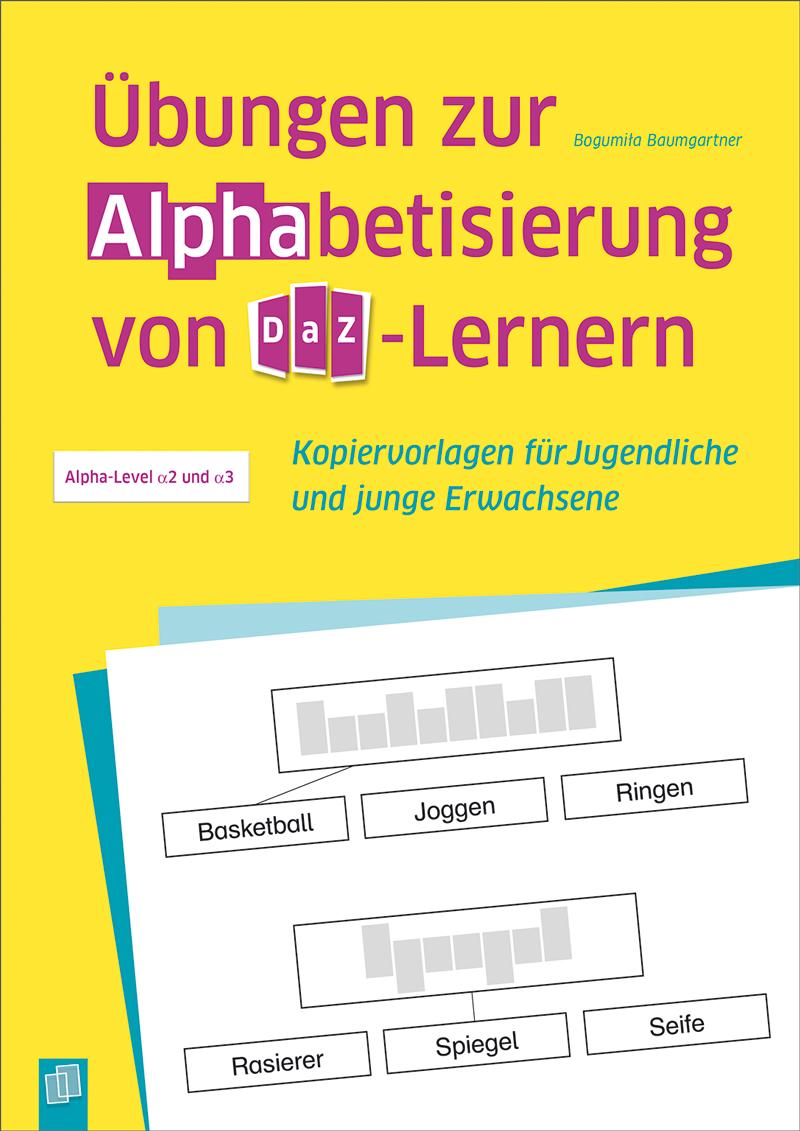 Ubungen Zur Alphabetisierung Von Daz Lernern Unterrichtsmaterial Unterrichtsstorungen Daf