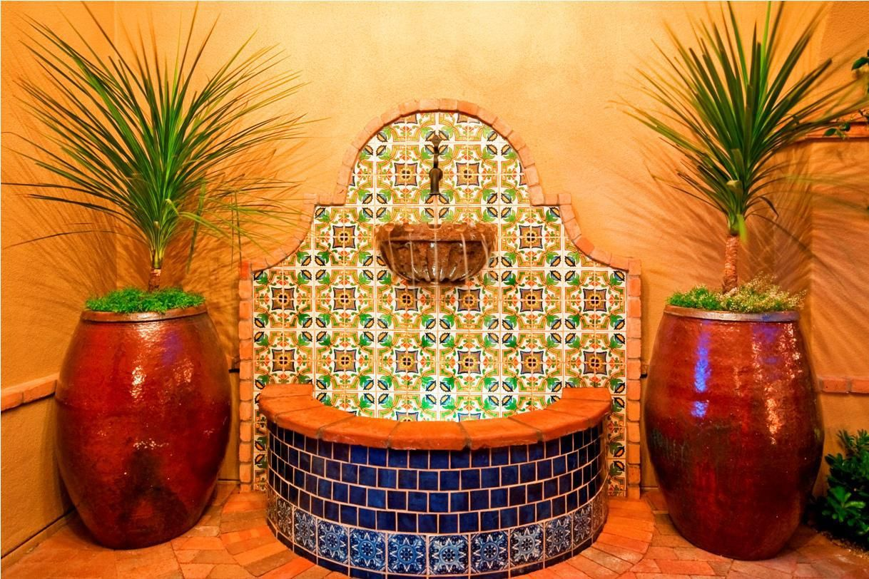 Cool Outdoor Wall Fountains - http://www.sniperight.com/outdoor-wall ...