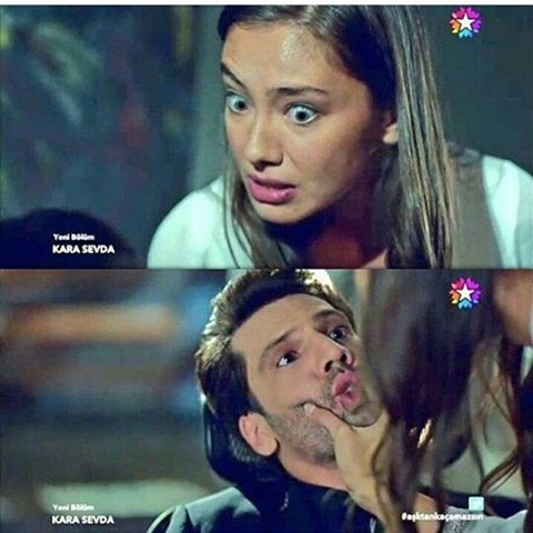 Nihan And Emir Nihan Got Angry Cause Emir Stole Deniz From Her Celebrity Crush Burak Ozcivit Celebrities