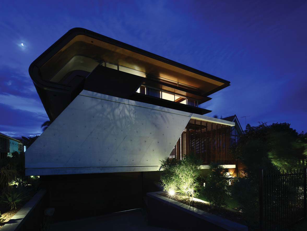 Oxlade House by Arkhefield - CAANdesign | Architecture and home ...