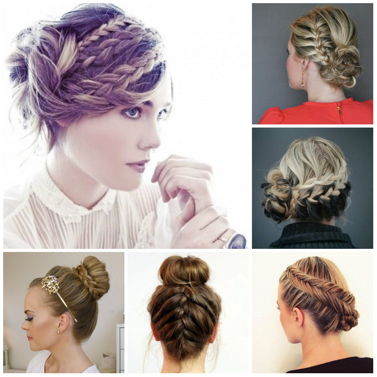 Pin by Amy Park on Katie\'s Wedding board | Pinterest | Hairstyles ...