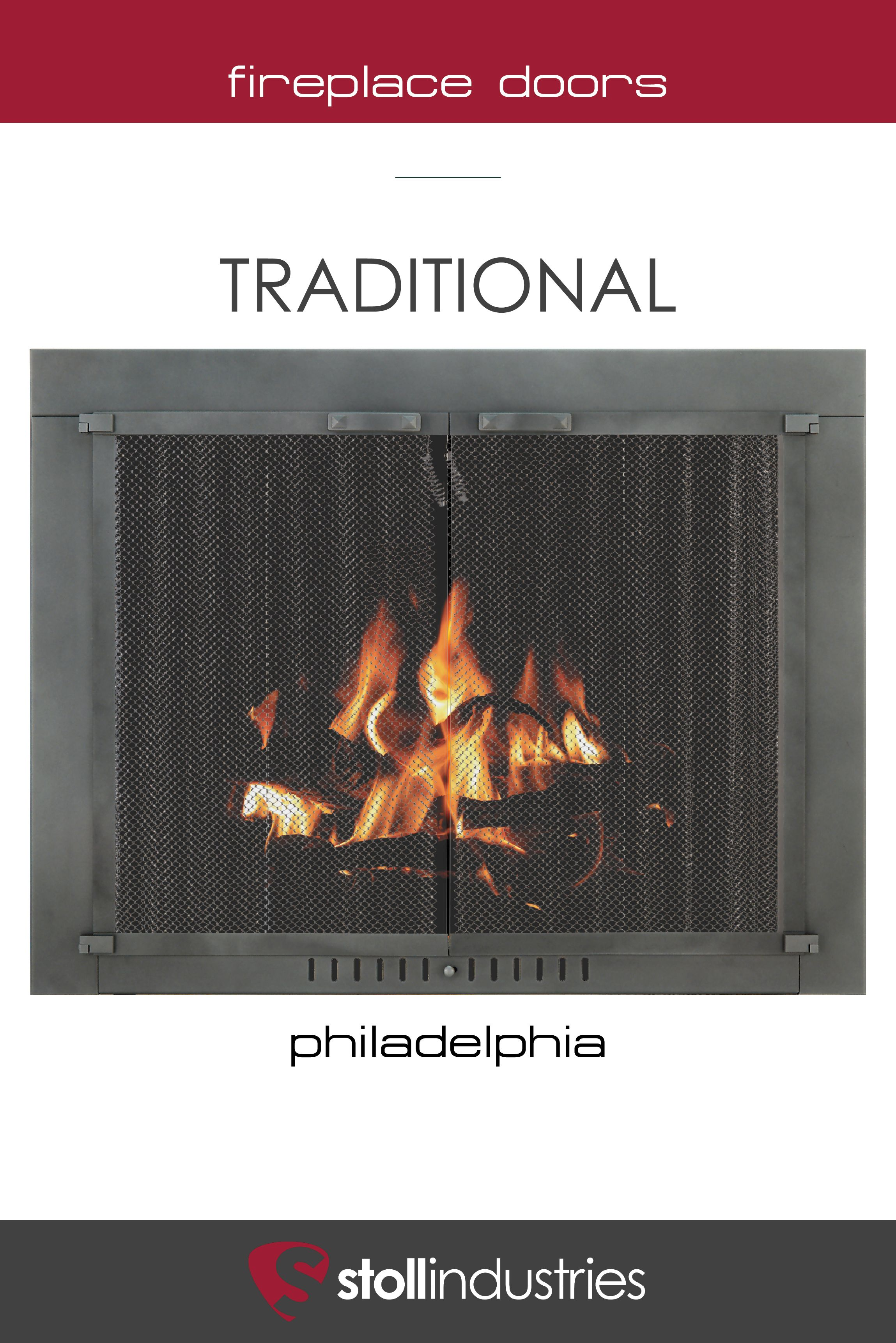 Pin By Stoll Industries On Fireplace Doors Our Products