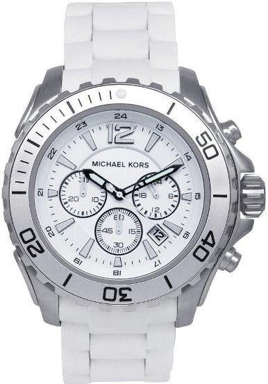Michael Kors Damen & Herren Armband Uhr MK8210
