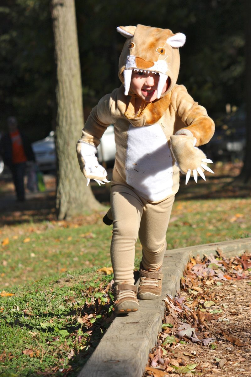 Saber toothed tiger costume & Happy Halloween!... | Pinterest | Tiger costume Costumes and ...