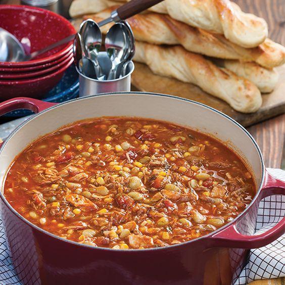 Brunswick Stew, Soup