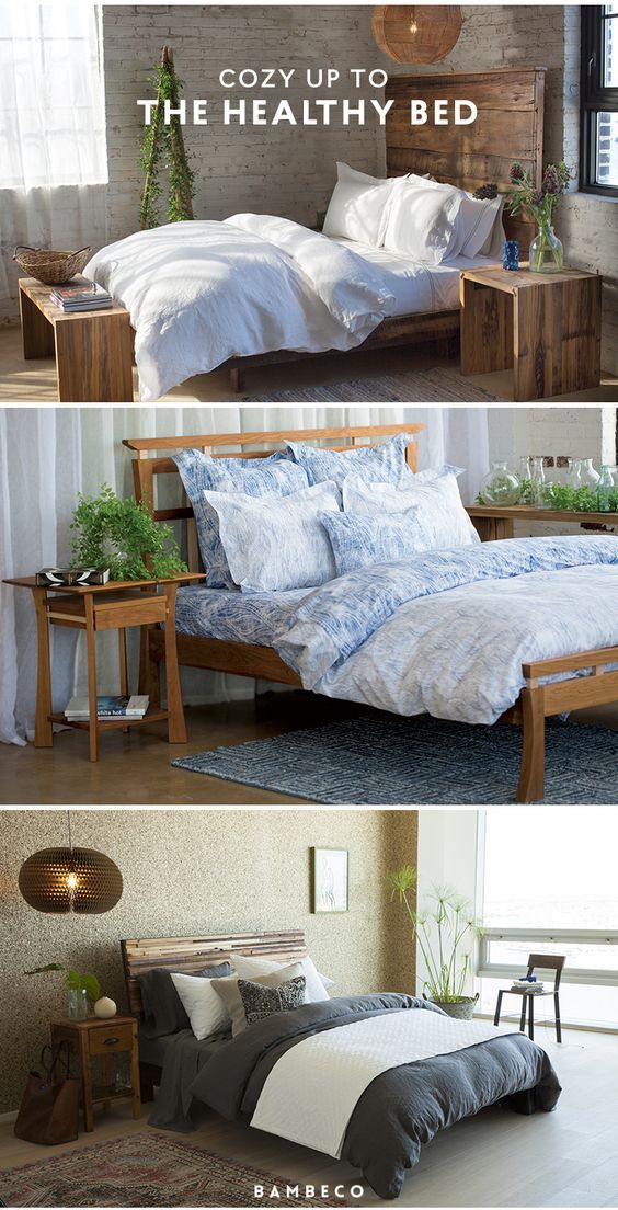 Our Healthy Bed Collection Is Made Naturally. The Organic Cotton, Wool, And  Down