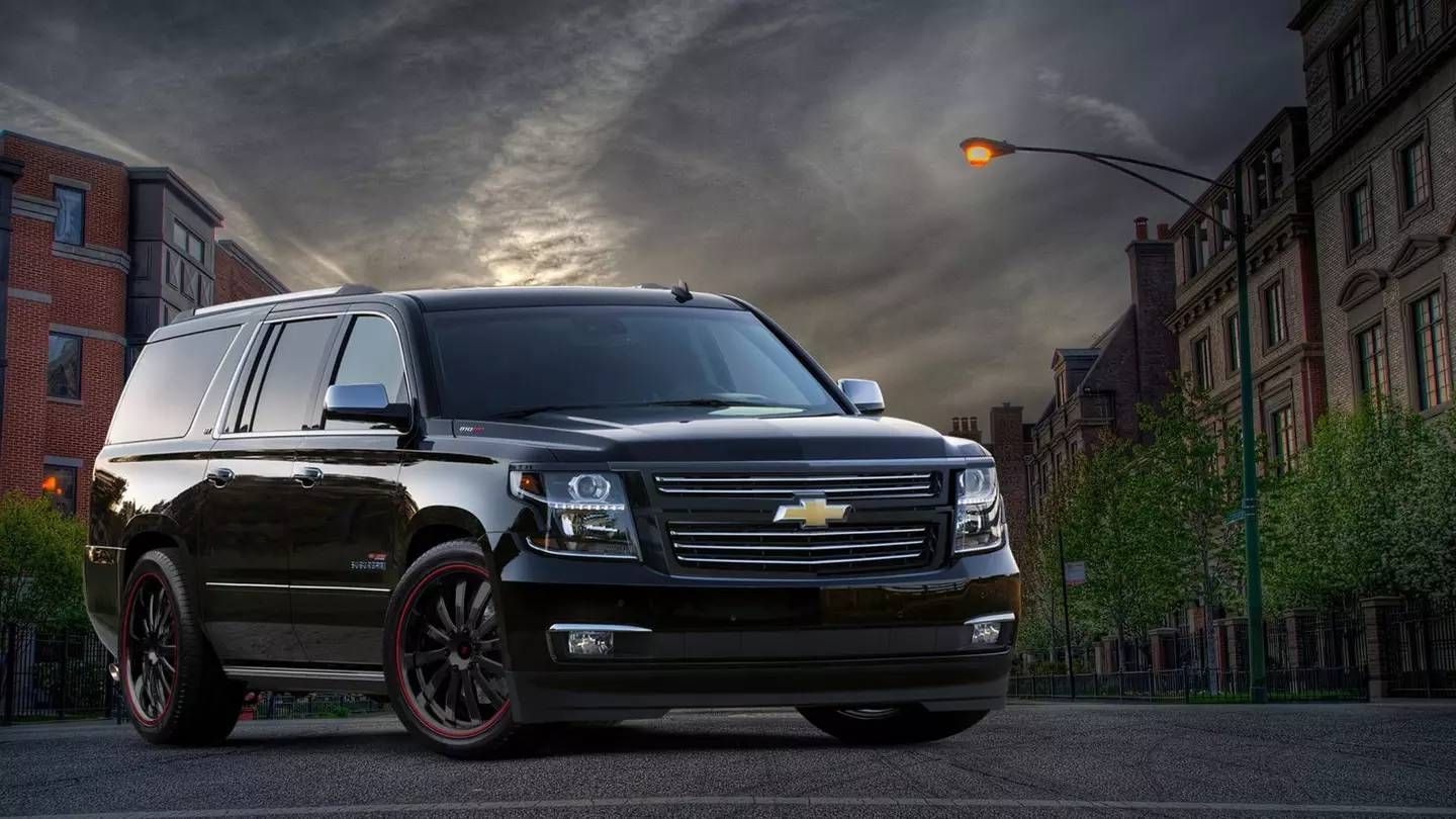 You Can Now Buy A 1 000hp Tahoe Or Suburban Straight From Chevy Dealers Carscoops Chevrolet Tahoe Chevy Dealers Chevy Tahoe