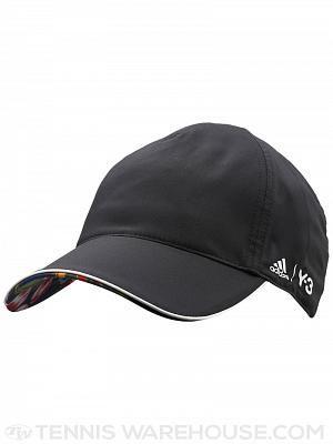 e78ef2498b0 adidas Men s Roland Garros Y-3 Player Hat Black