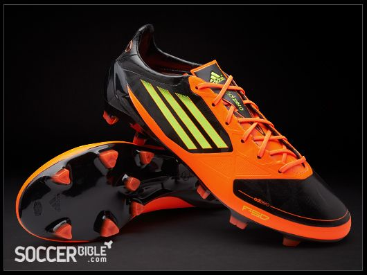 adidas f50 black and orange