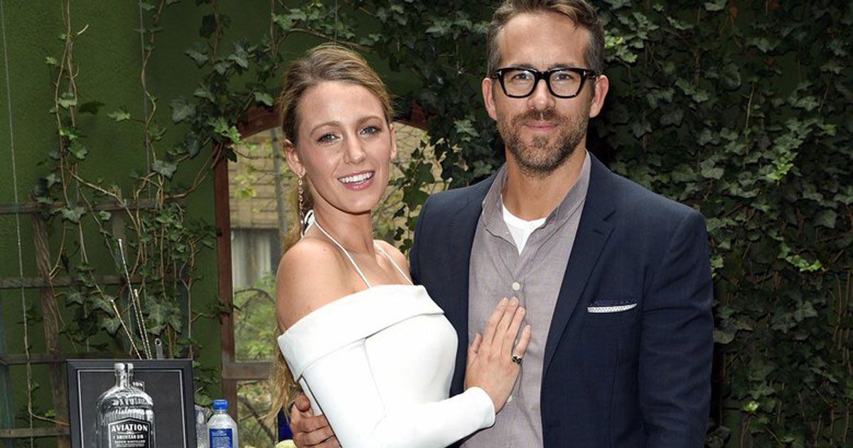 Blake Lively steps out in our new weddingday outfit