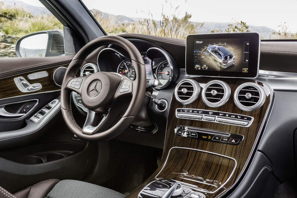 Mercedesbenz glc 250 d 4matic citrine brown magno