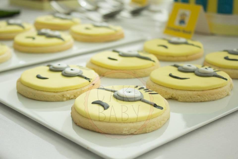 Mesa dulce Minions