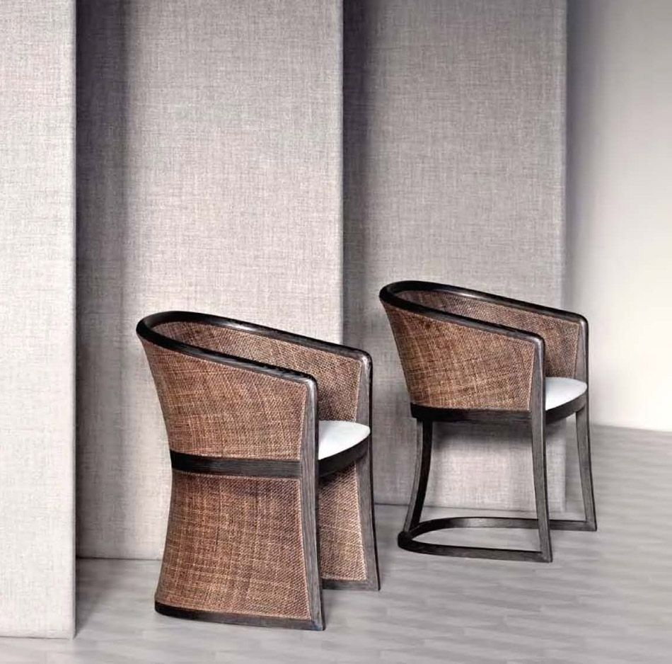 Grace Armchair Transitional dining chairs, Transitional
