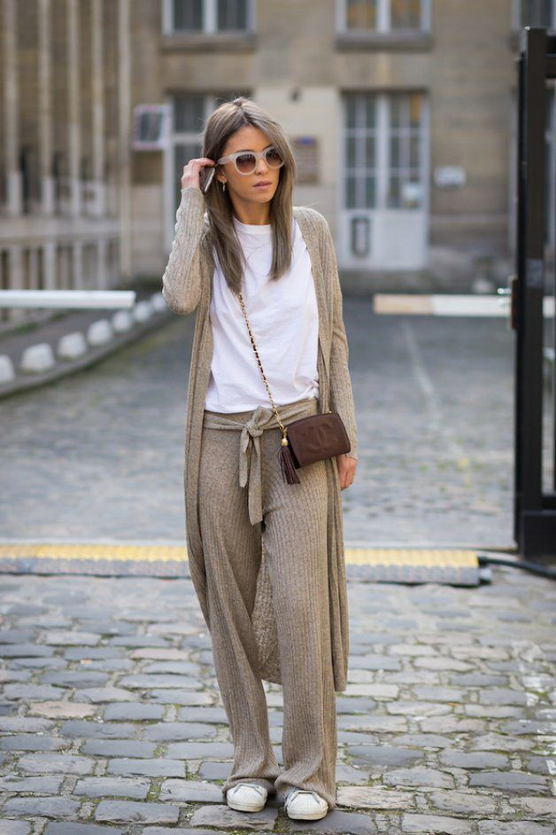 How to Wear Long Sleeves in the Summer (15)   Fringues ...