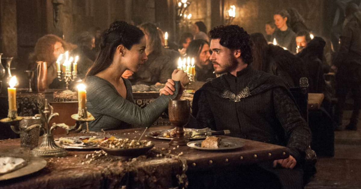Red Wedding Oral History Reveals Tears On The Game Of Thrones Set Red Wedding Game Of Thrones Cast Game Of Thrones Fans