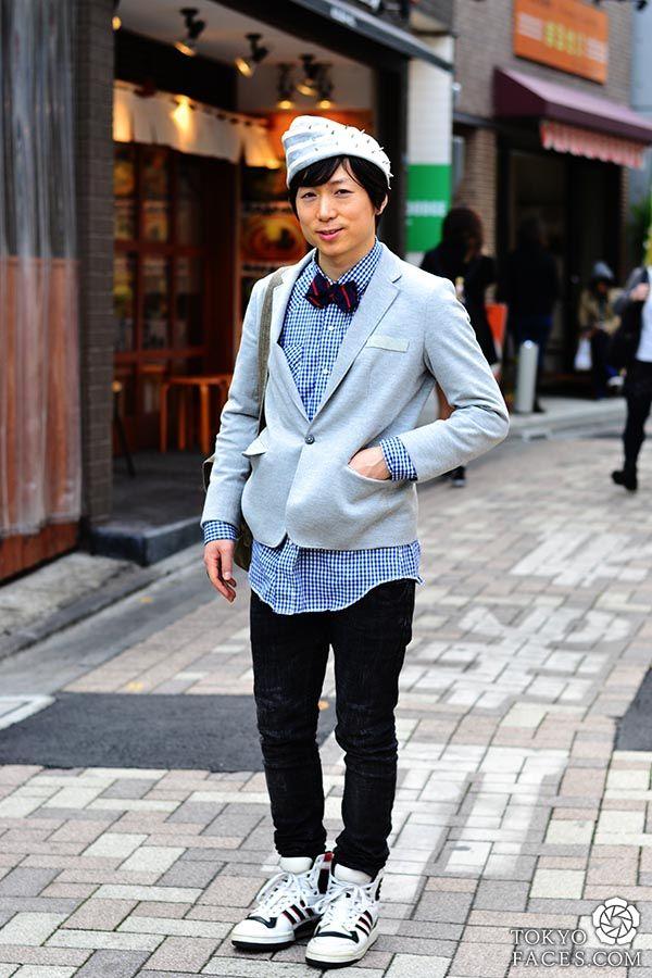 japanese mens fashion | Bowties: How to Wear | Fashion ...