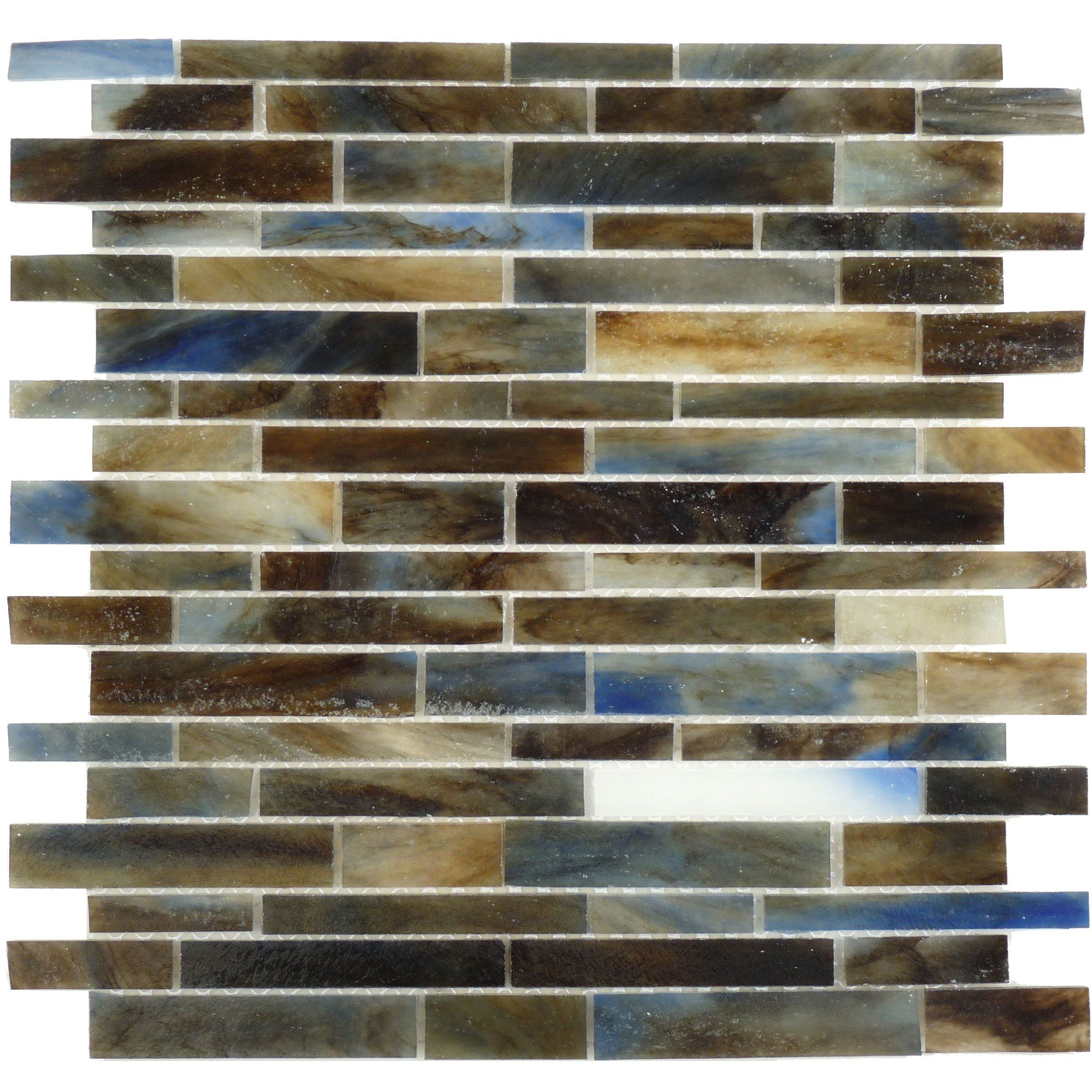 Sheet Size 12 X 12 Tile Size Random Bricks Tiles Per Sheet 72 Tile Thickness 1 8 Grout With Images Glass Tile Stone Mosaic Tile Glass Mosaic Tiles