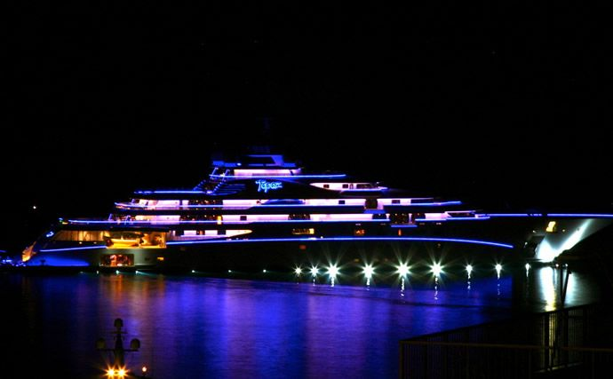 Inside The GBP400million Insane Luxury Yacht That Leo DiCaprio Hired