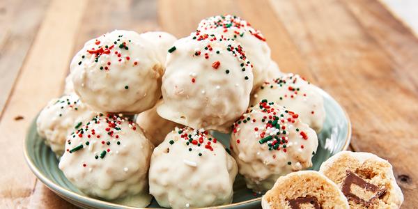 Reese's Stuffed Rice Krispies Treats | Recipe | Rice ...