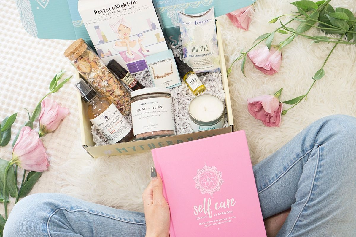 The TheraBox subscription box is mindfully curated by therapists to reduce stress and increase joy through self love. For all seekers of an inspired life.