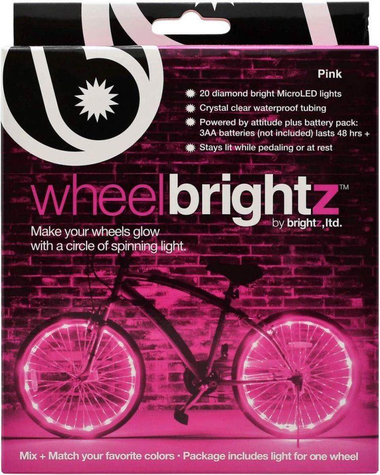 Top 10 Best Bike Wheel Lights In 2020 With Images Bike Wheel