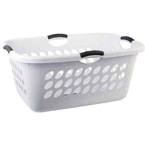 Sterilite 2 Bushel Ultra Laundry Basket 12158006 Pack Of 6 Laundry Basket Laundry Plastic Laundry Basket