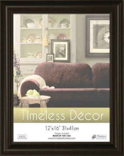 Timeless Frames 12x16 Inch Boca Picture Frame Black Frames On Wall Barn Wood Picture Frames Picture Frames