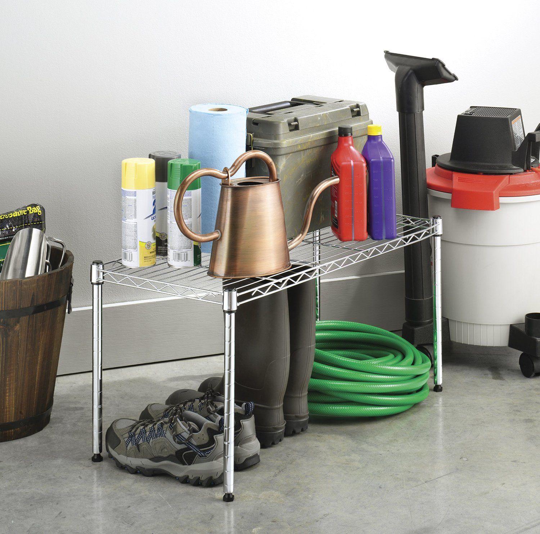 Whitmor garage organization, organizing garages, holiday