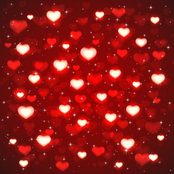 Valentine Backdrop Red Heart Shape Sequin Sparkle Bokeh Etsy Valentine Backdrop Glitter Photography Photo Booth Background