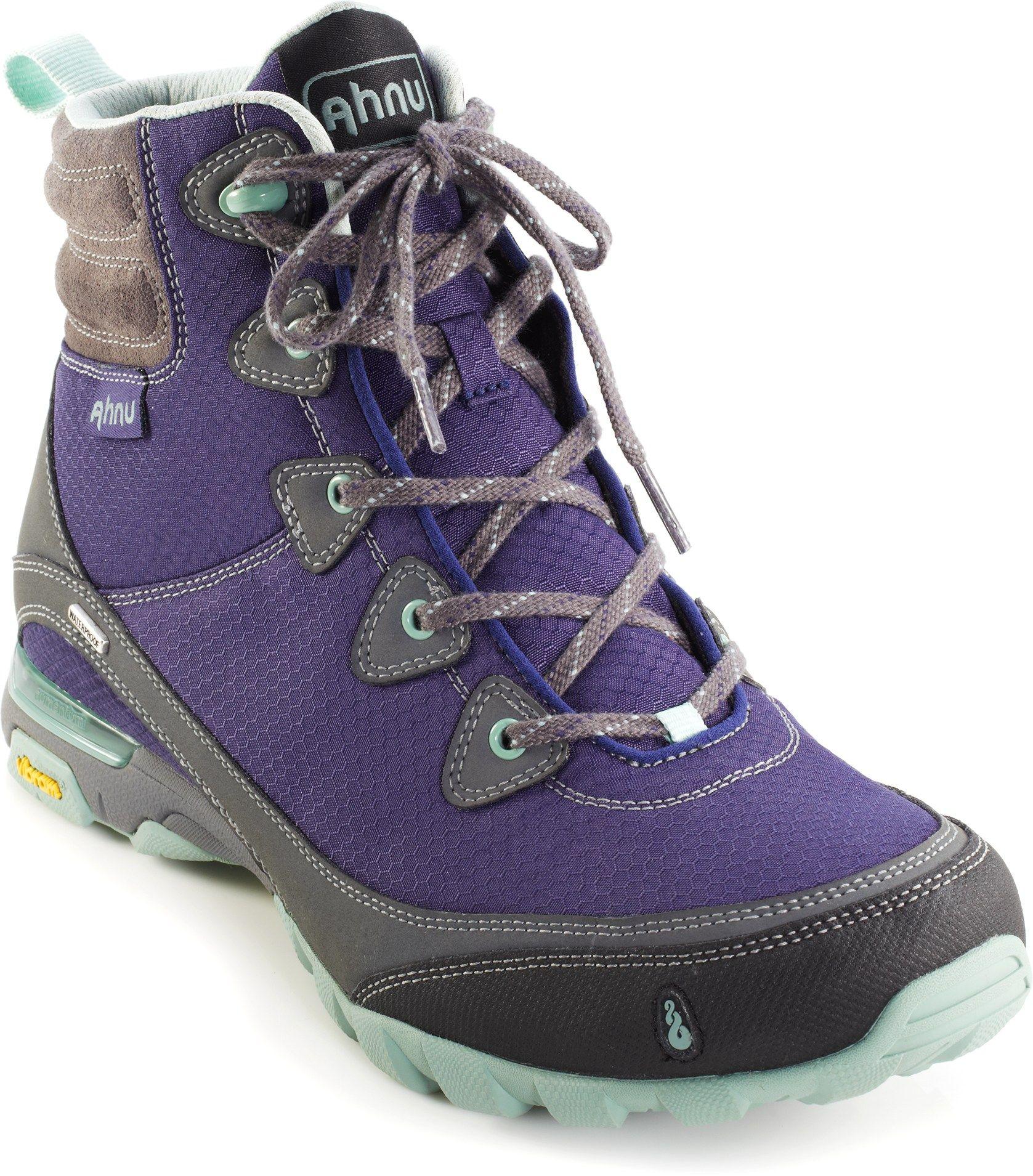 Ahnu Sugarpine Waterproof Hiking Boots – Womens | REI Co-op