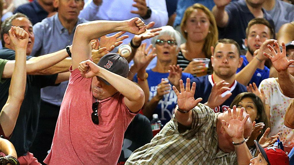 Who Pays if You Get Smacked by a Foul Ball? Ball, Foul