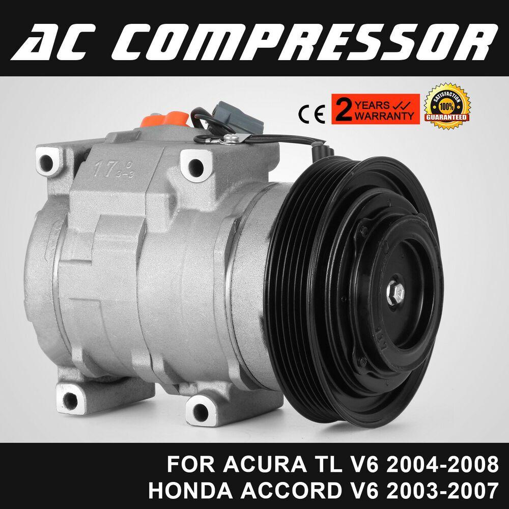 (Sponsored EBay) A/C Compressor Kit Repair For Honda