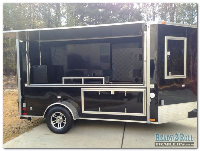 Food Trucks For Sale Near Me >> Ready-To-Roll-Trailers.com | Photo Gallery Of Prior Builds ...