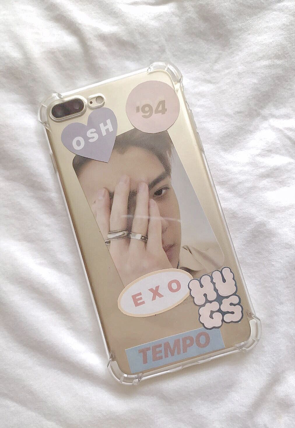 #exo #phone #sehun #case #aesthetic #phonecases #diy # ...
