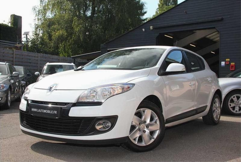 Occasion Renault Megane Iii 2 1 5 Dci 110 Energy Fap