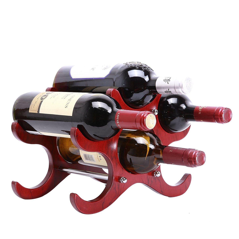 Tabletop Wine Rack Wine Rack Table Top Wine Rack Wine Bottle Rack
