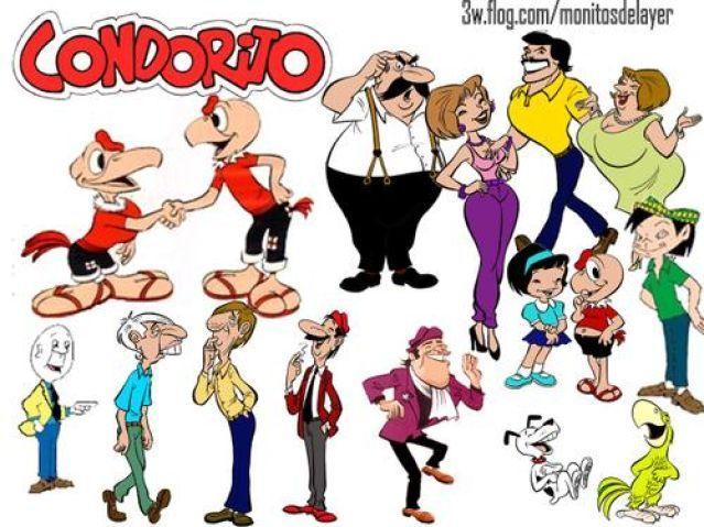 personajes de Condorito - Búsqueda de Google