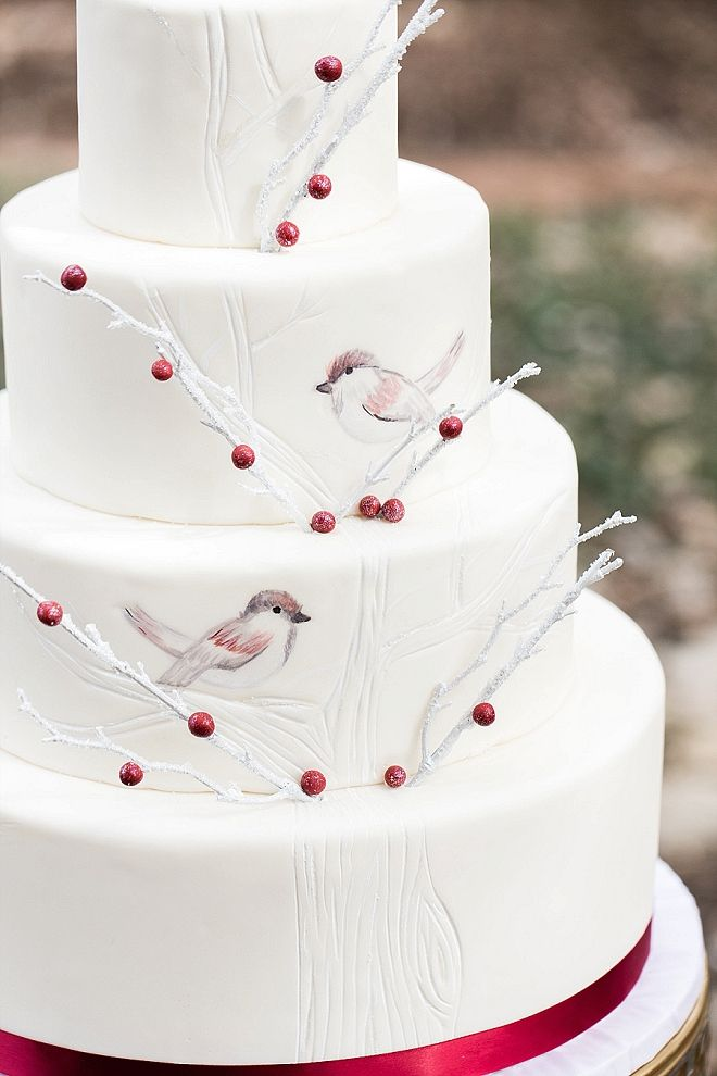 Styled Shoot // A Snow White Fairytale | Themed wedding cakes, Snow ...