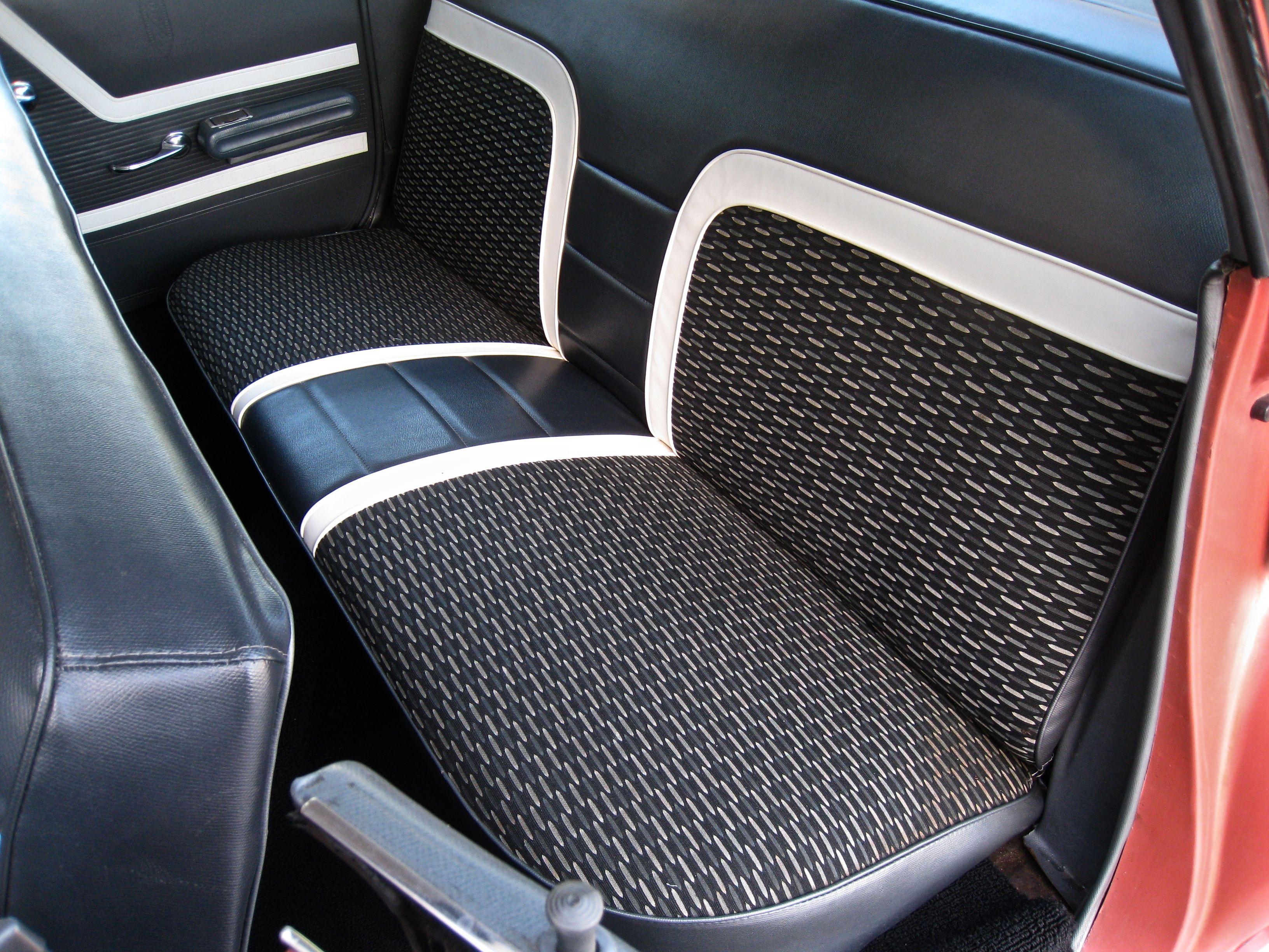 1959 Buick Lesabre Unrestored Totally Original Interior Of A California Car