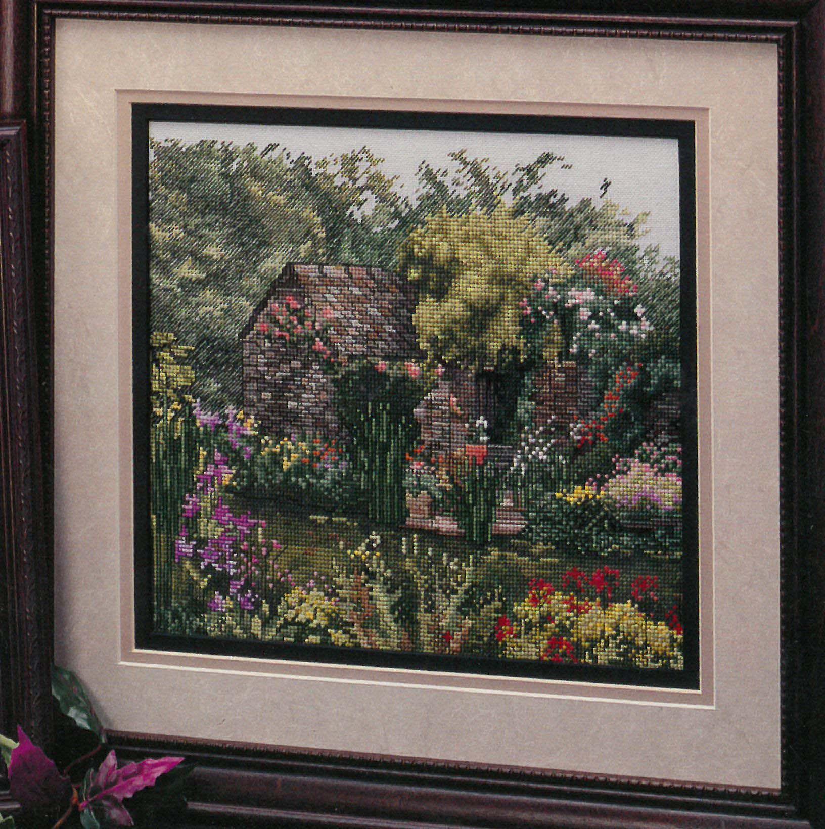 Cross My Heart: Secret Gardens