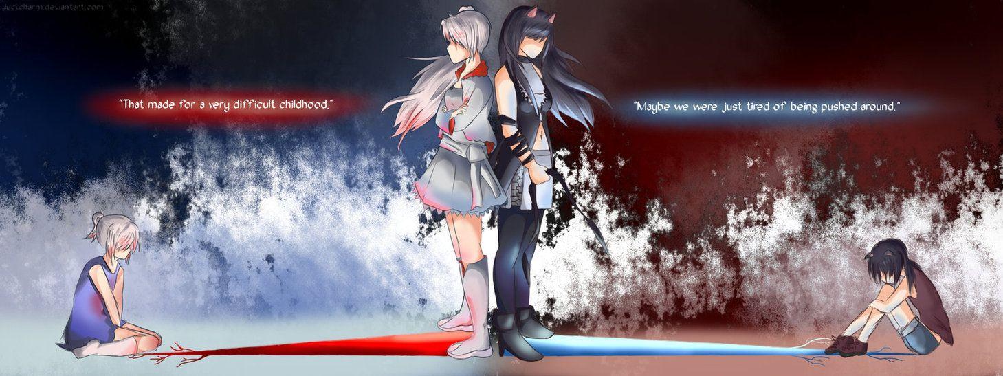 Weiss vs Blake