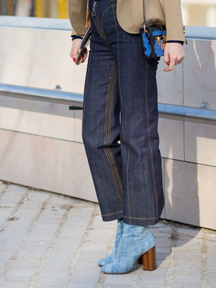 7 Easy Style Tricks to Get You Through Fall | Fall 2015 outfits, Fashion, Denim fashion
