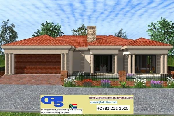 A Aaahouse Plan No W2432 House Plans South Africa Free House Plans House Plans