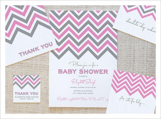 Free printable shower invite