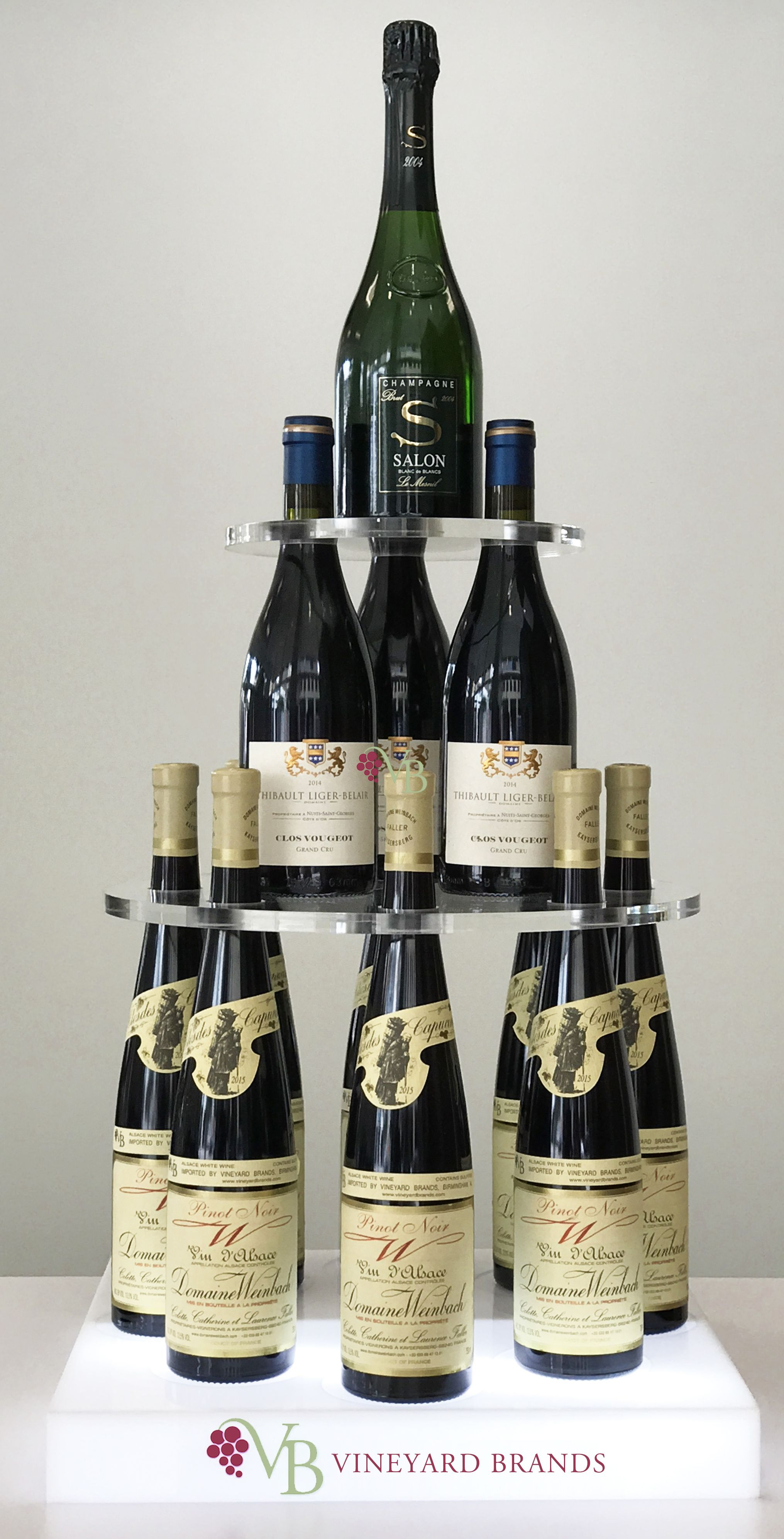 Salon Champagne Wishful Wining Domaine Weinbach Thibault Liger Belair And