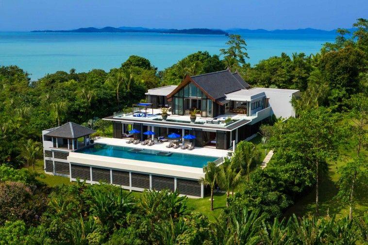 Apartment Luxury Holiday House Phuket Paradise Villa
