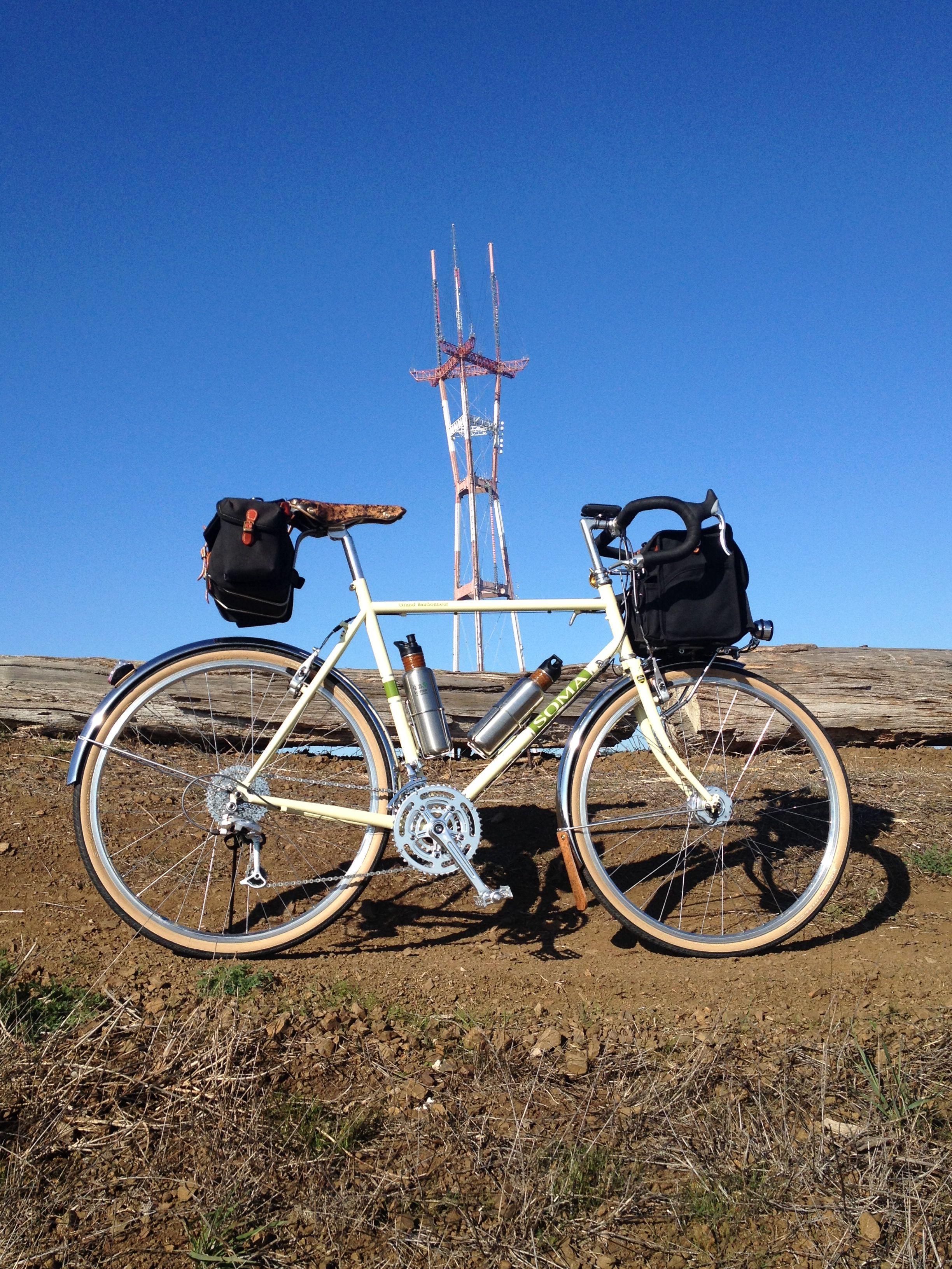 Soma Grand Randonneur 650b Brevet Bike | BICYCLE LIFE ...
